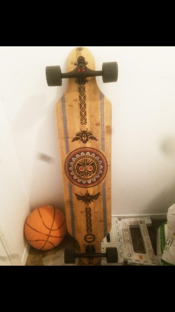 Hawaiian Longboard