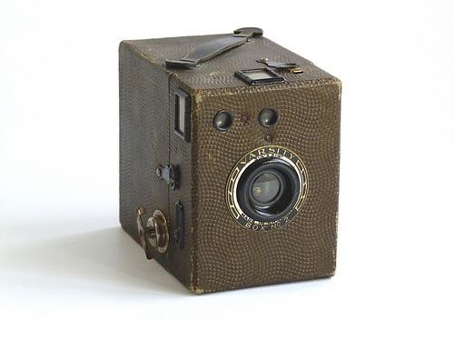 Gevaert 6x9 box camera