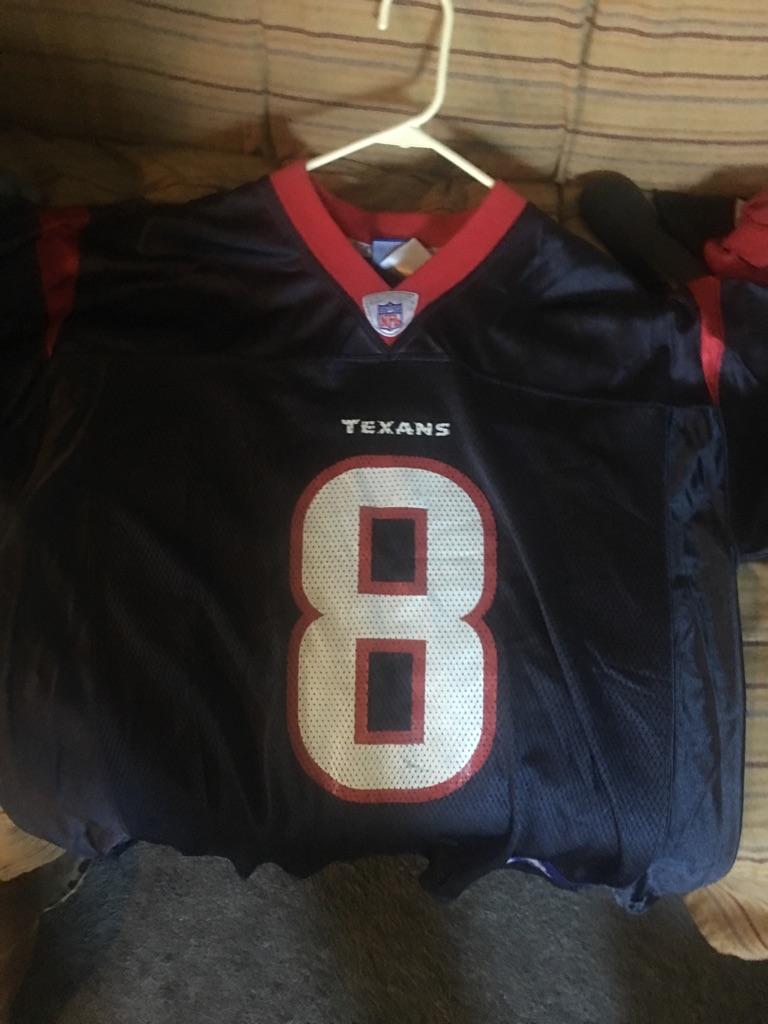 Derek Carr jersey Texans