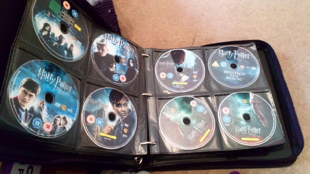 Dvd collection of 170+ dvds