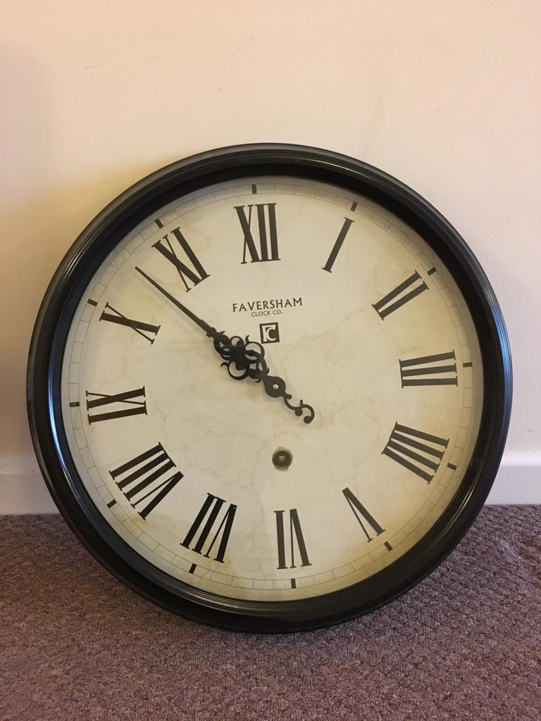 Farversham clock
