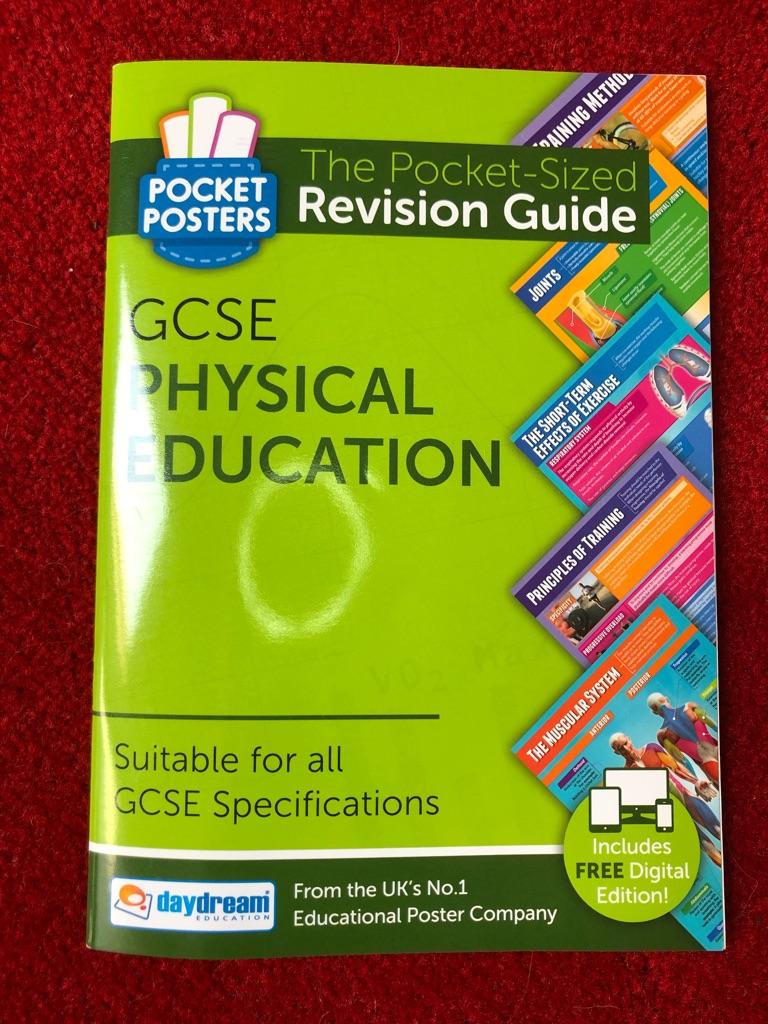 GCSE PE help guide