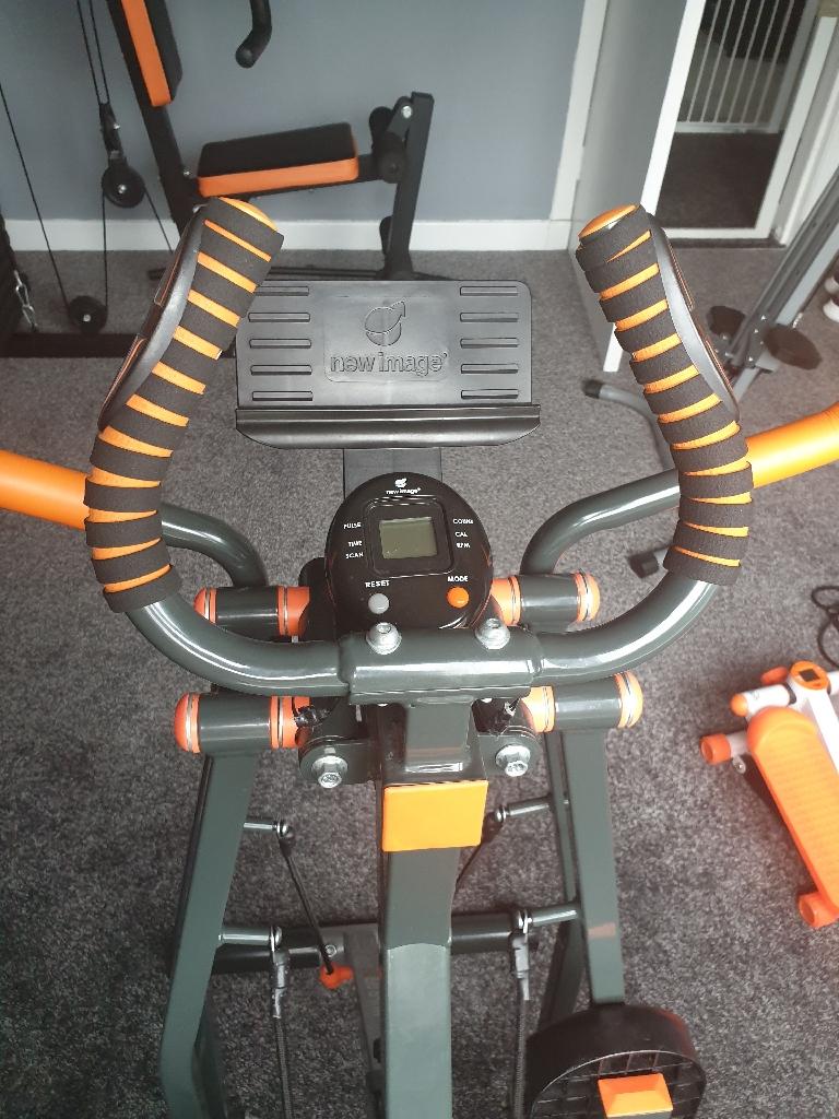 Maxi glider 360 air walker
