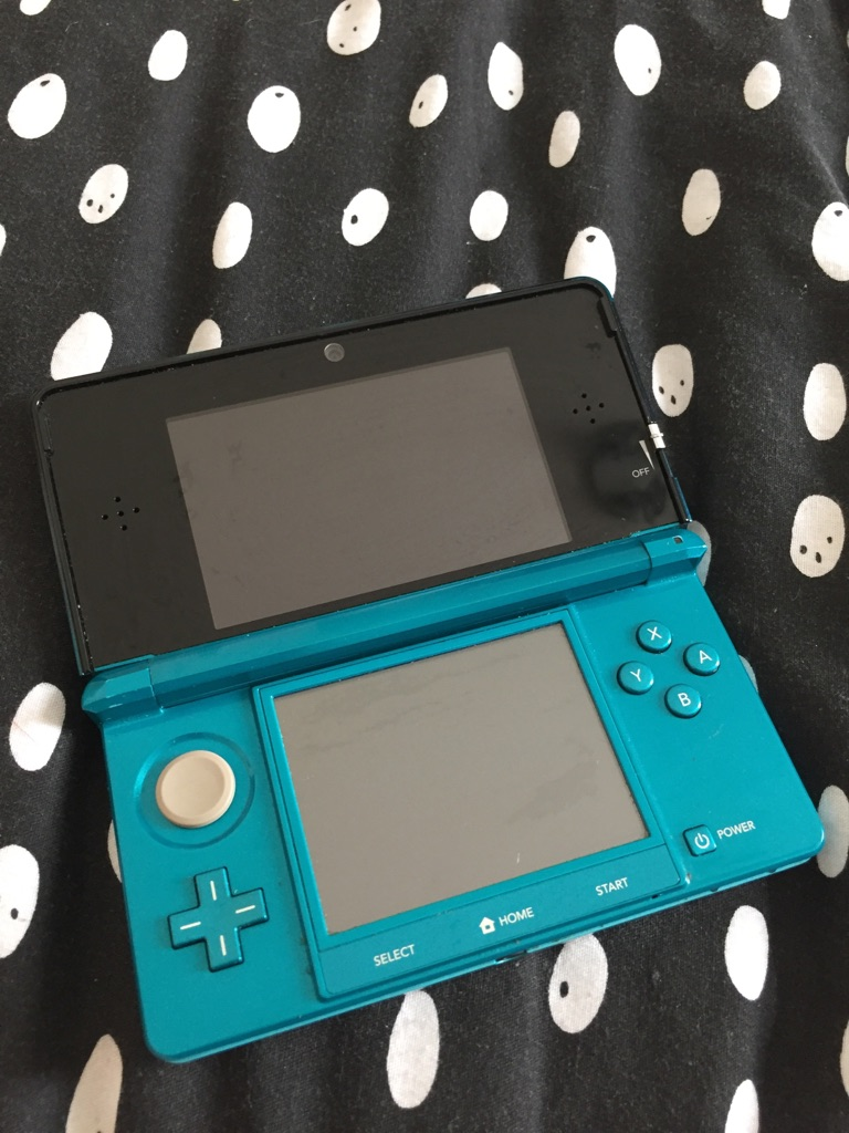 Nintendo 3DS Turquoise