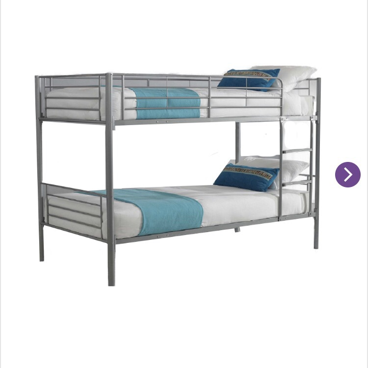 Metal bunkbeds for sale