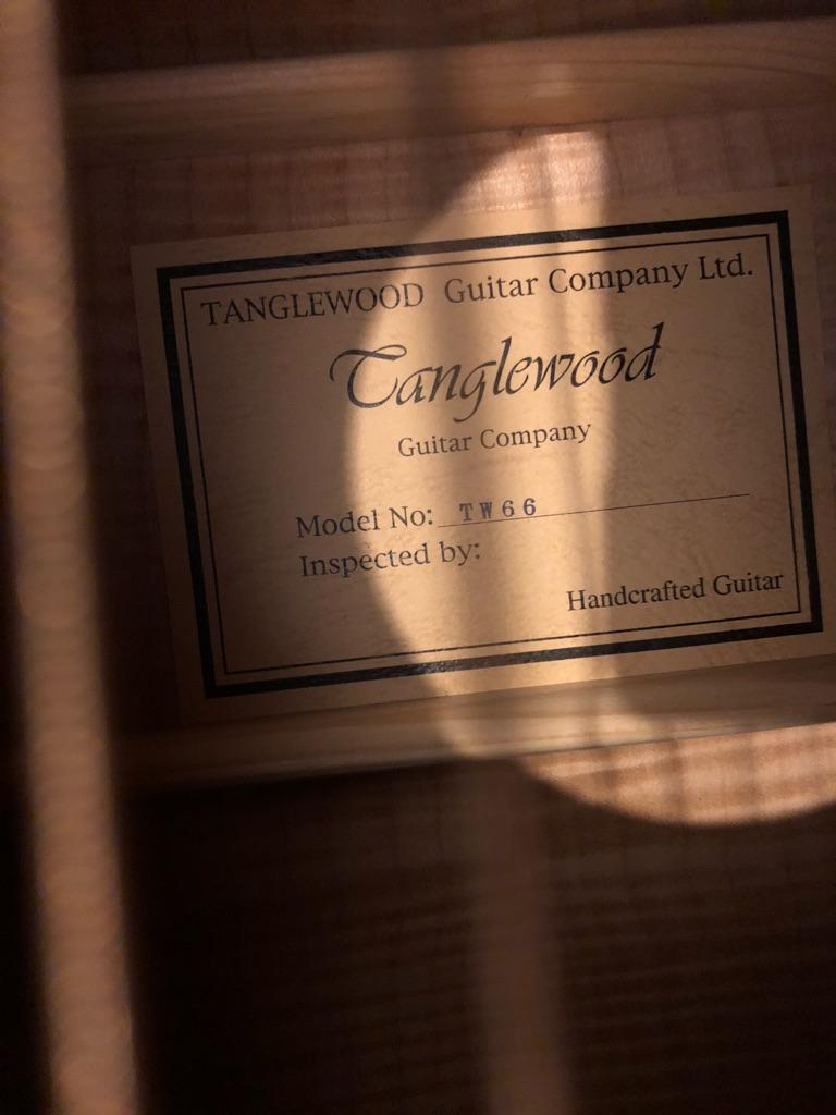 Tanglewood TW 66