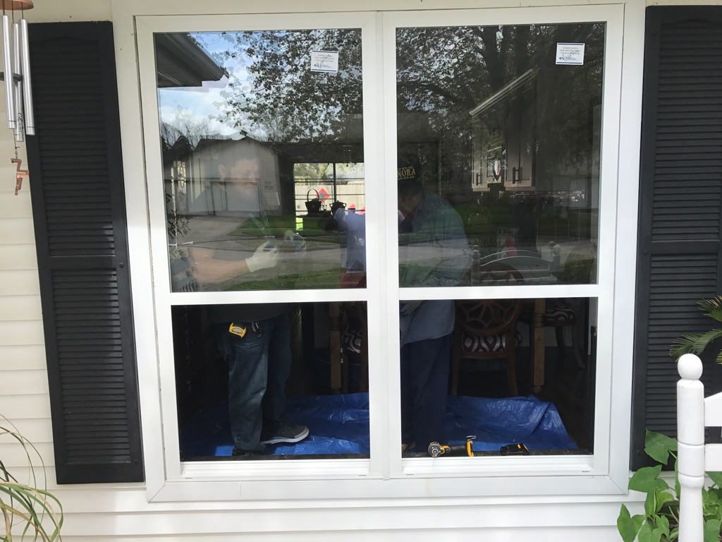 Custom glass mirrors/window repair/window installation