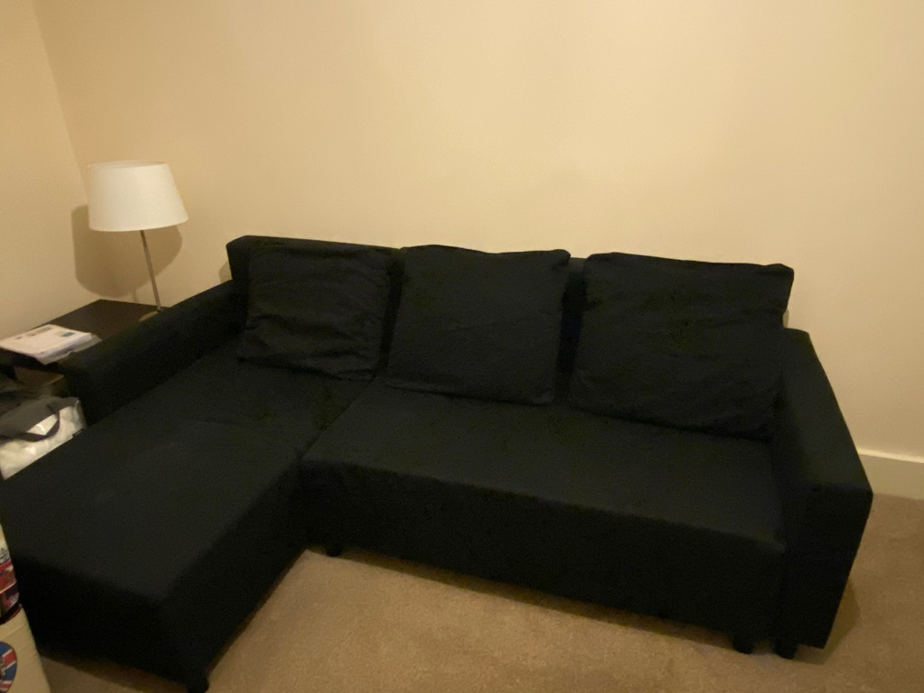 Sofa bed (IKEA)