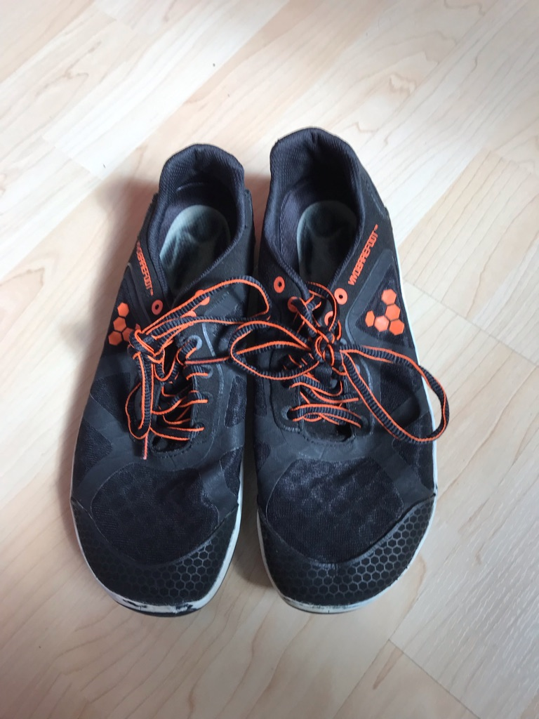 Vivobarefoot trainers Size 5L Gym Run