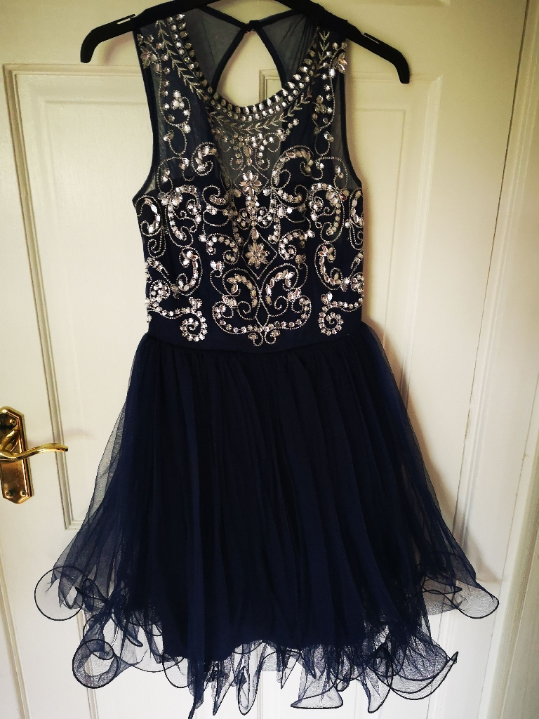 Quiz puff dress for occasions