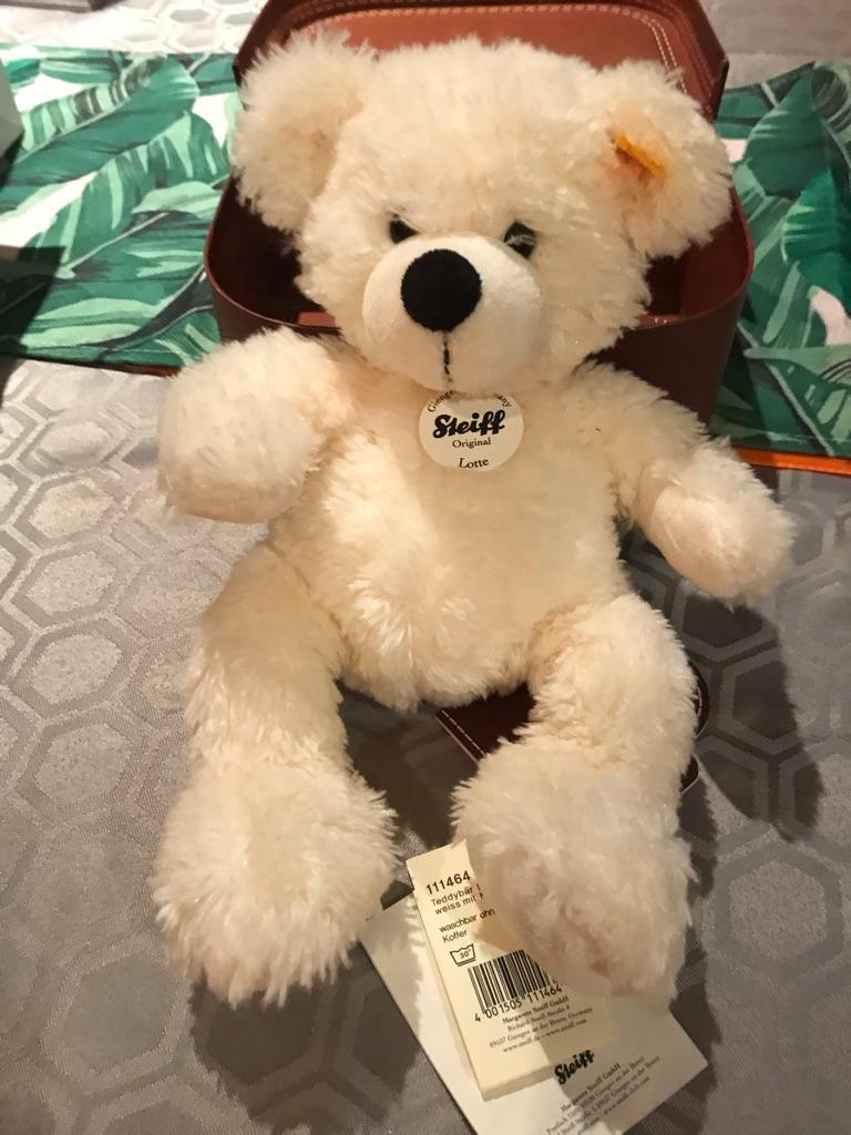 Stieff Lotte Teddy