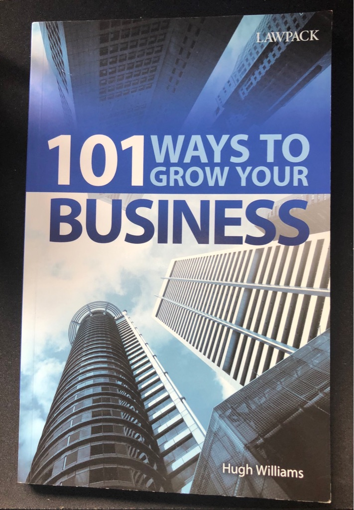 101 WAYS TO GROW YOUR BUSINESS BOOK