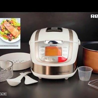 Redmond RMC-4502E Multicooker 5 L 34 Programs ENGLISH