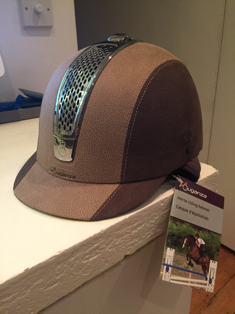 Horse riding helmet - never used