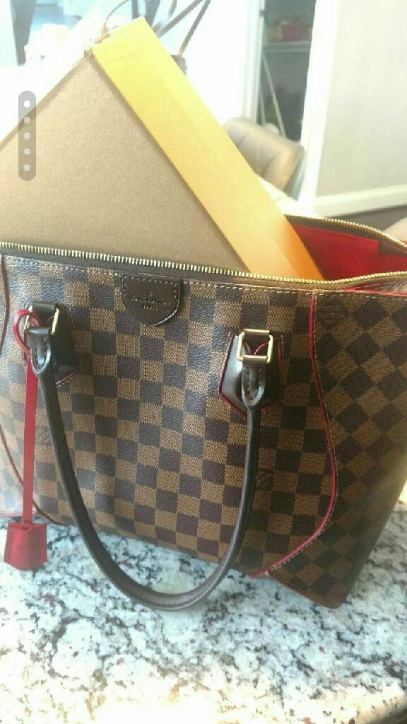 Womens Louis Vuitton bag authentic