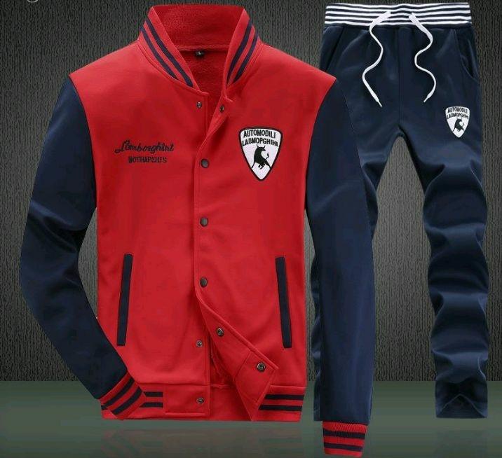 Lamborghini varsity jackets