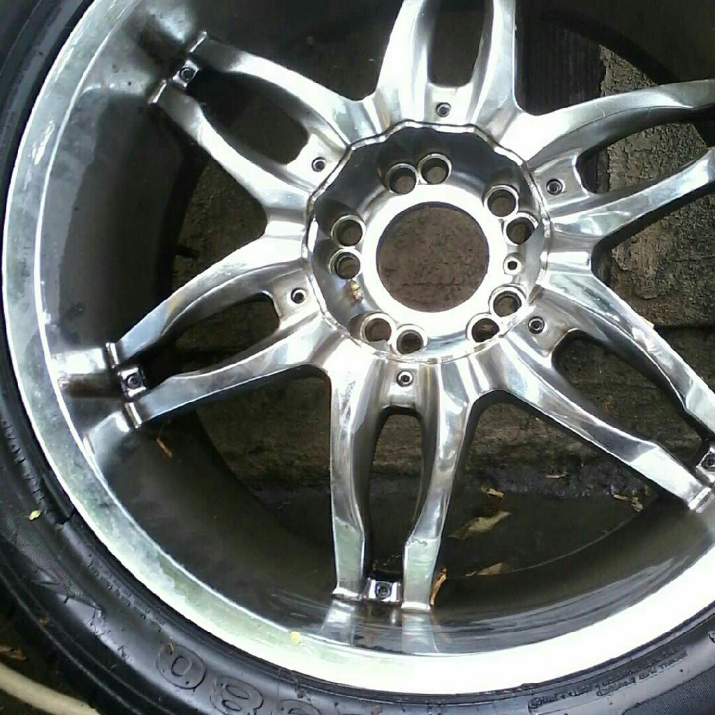 4...20in rims used good condition