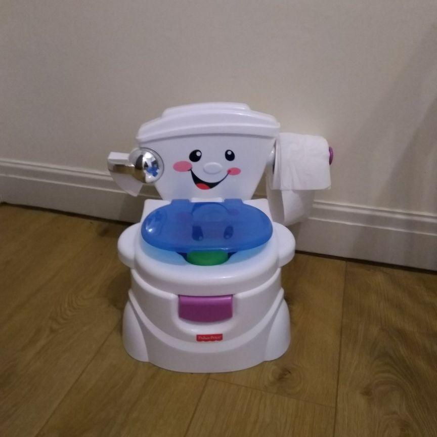 Fisher price potty