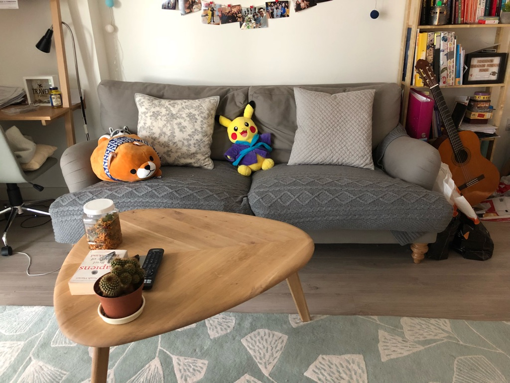 High Quality Sofa finding new Home