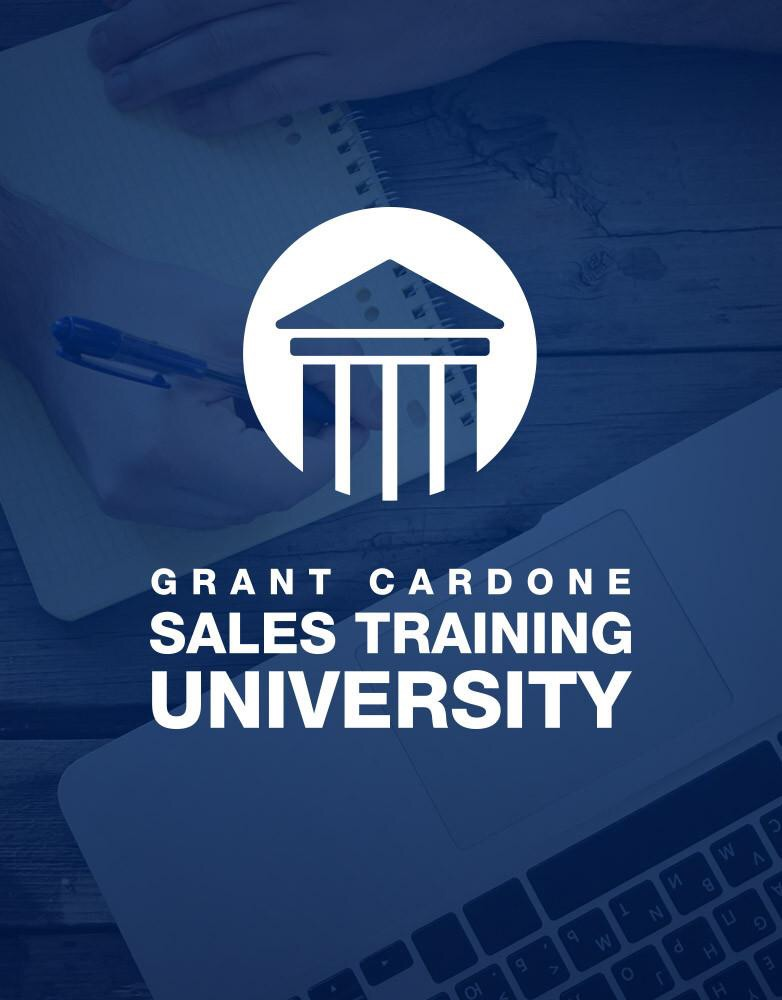 Cardone University (Sales Training) by Grant Cardone