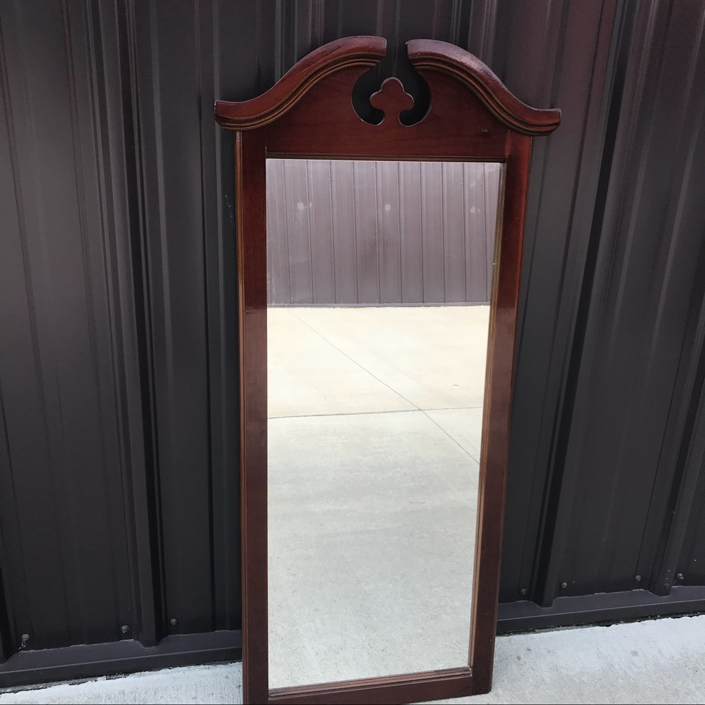 Mirror For Dresser Or Wall, Vintage