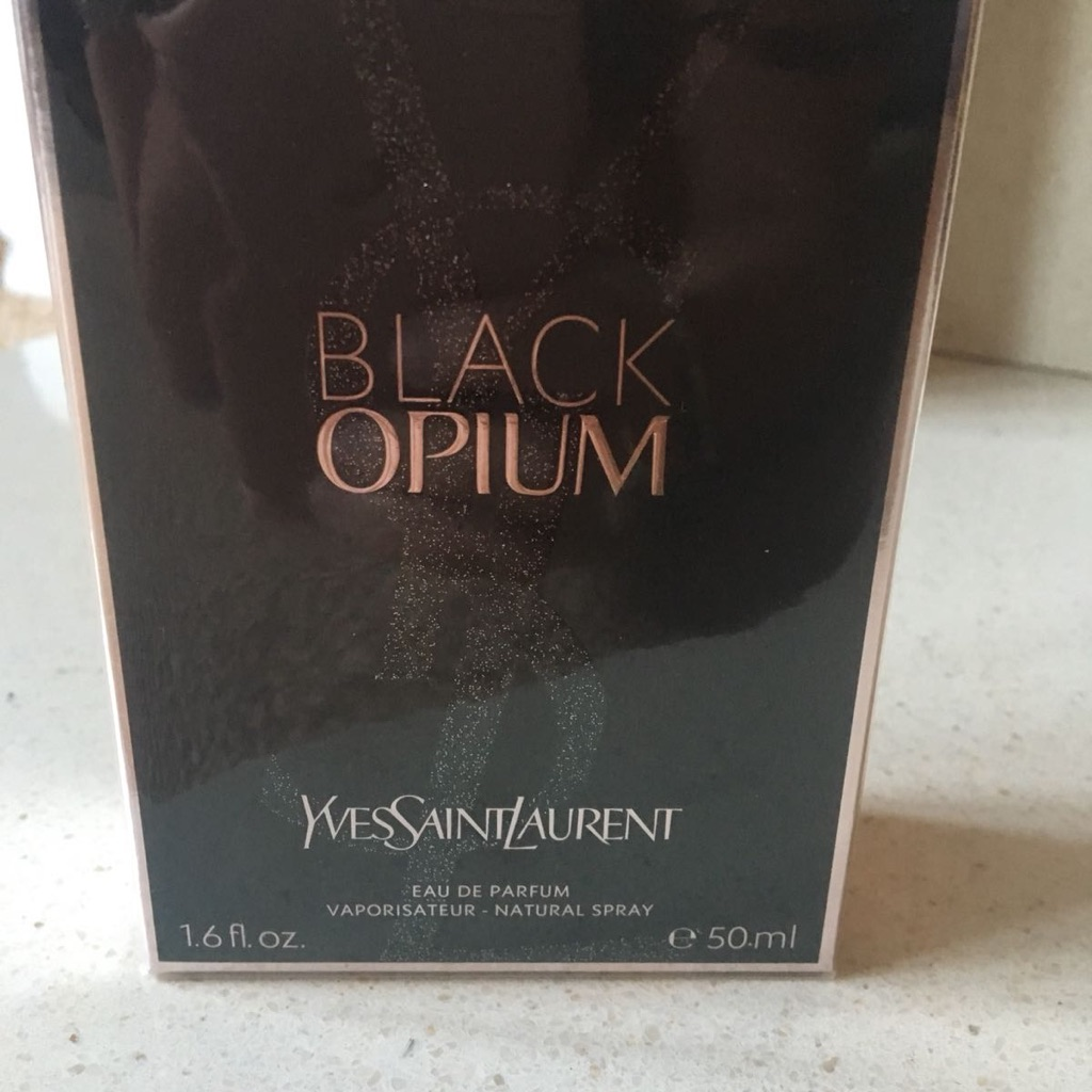 Black opium. Brand new in  packaging