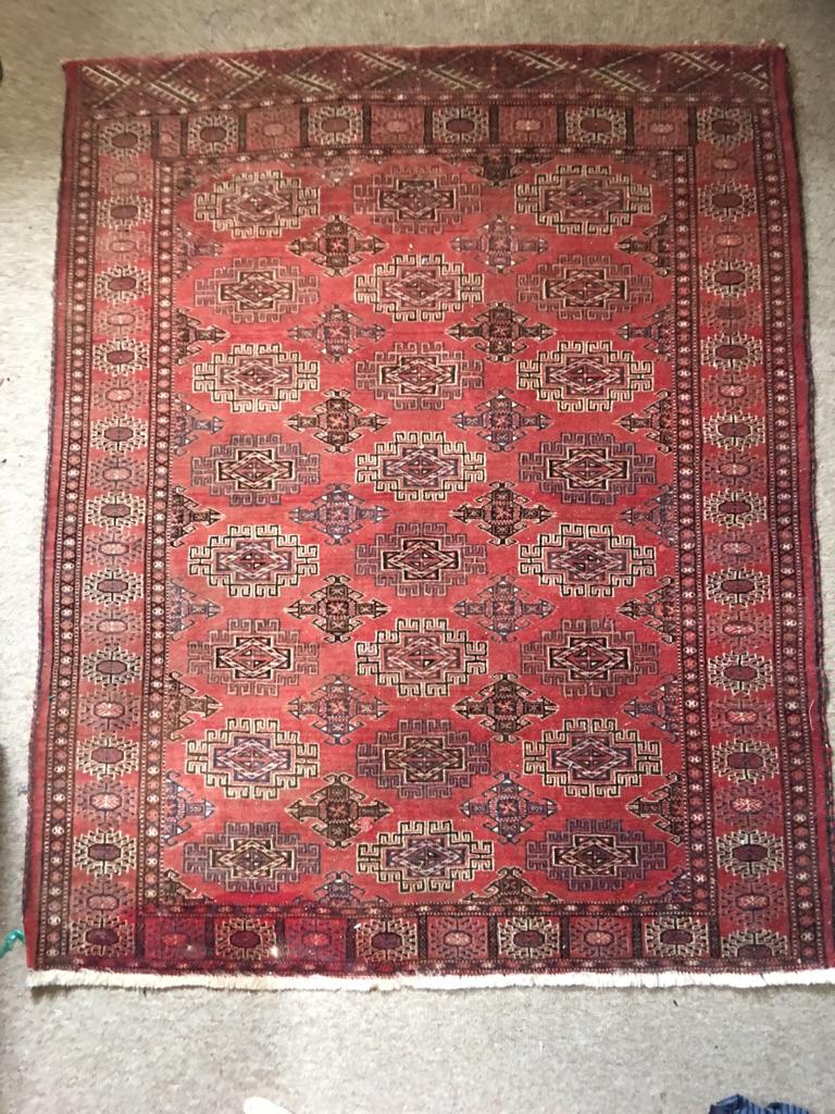 Iranian vintage rug