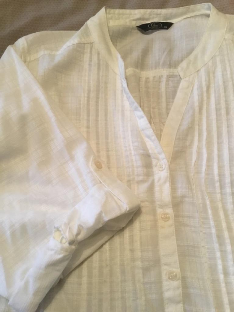 Bon Marche blouse 24