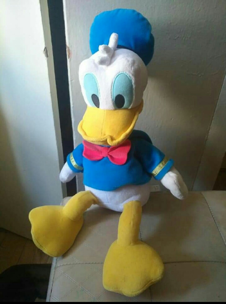Donald Duck Soft Plush Toy