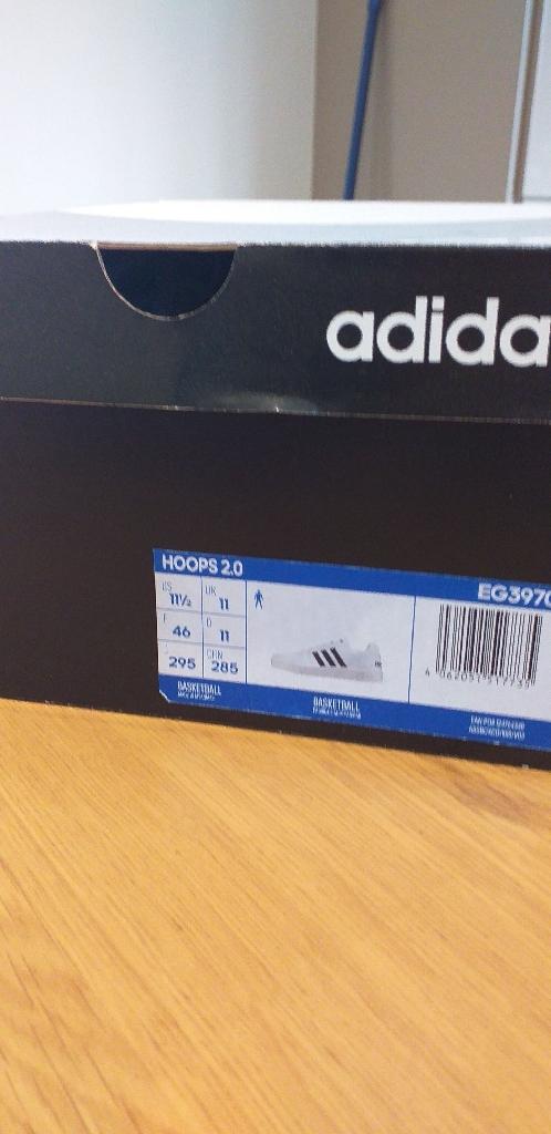 Men's adidas hoop 2.0 trainers