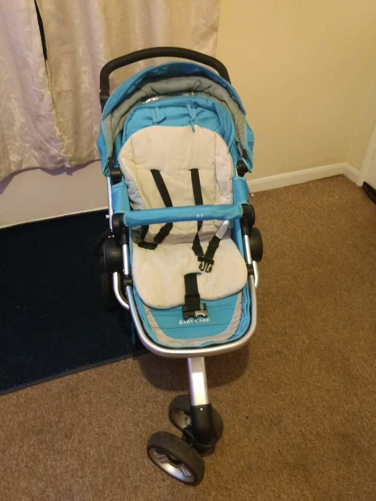 4 pieces buggy
