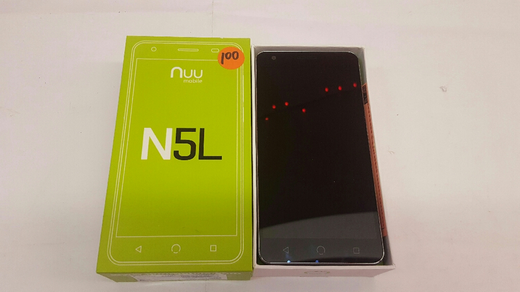 Unlocked NUU N5L Brand New