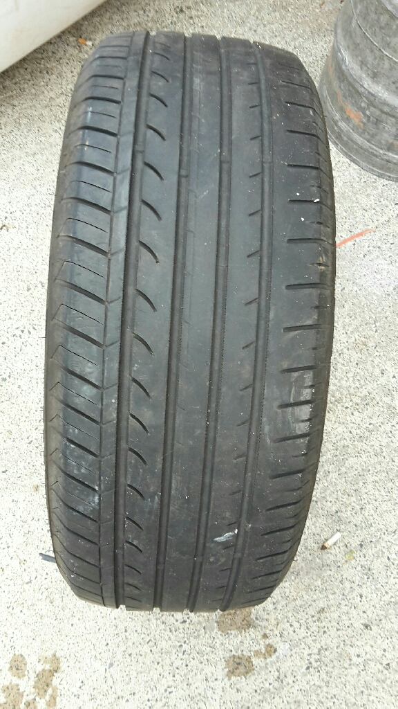 Good tyres good threads