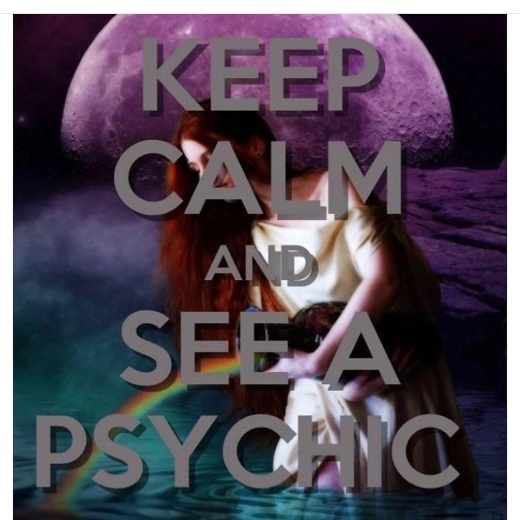 Psychic W.
