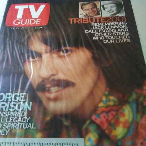 TV guide coverfor sal