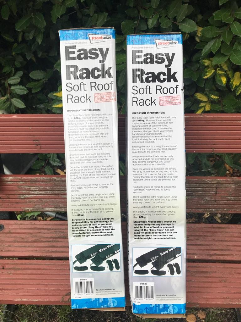 Easy Rack Soft Roof Rack