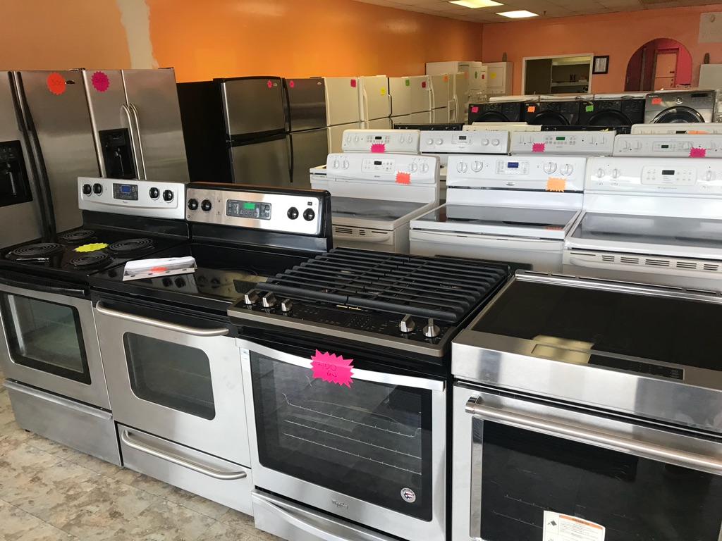 Used appliance storefront!!!