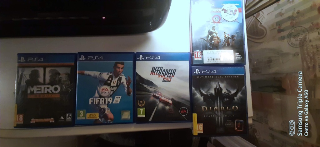 Games Sony Playstation 4