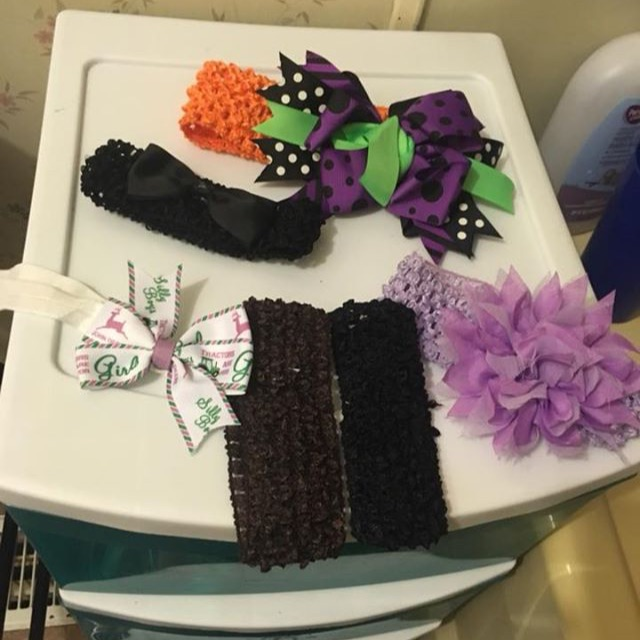 Girl headbands OS