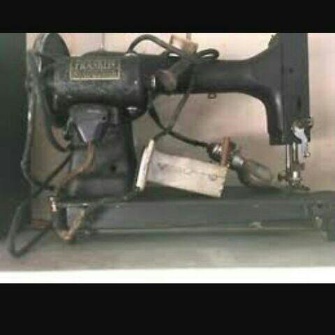 Franklin sewing machine 1920s