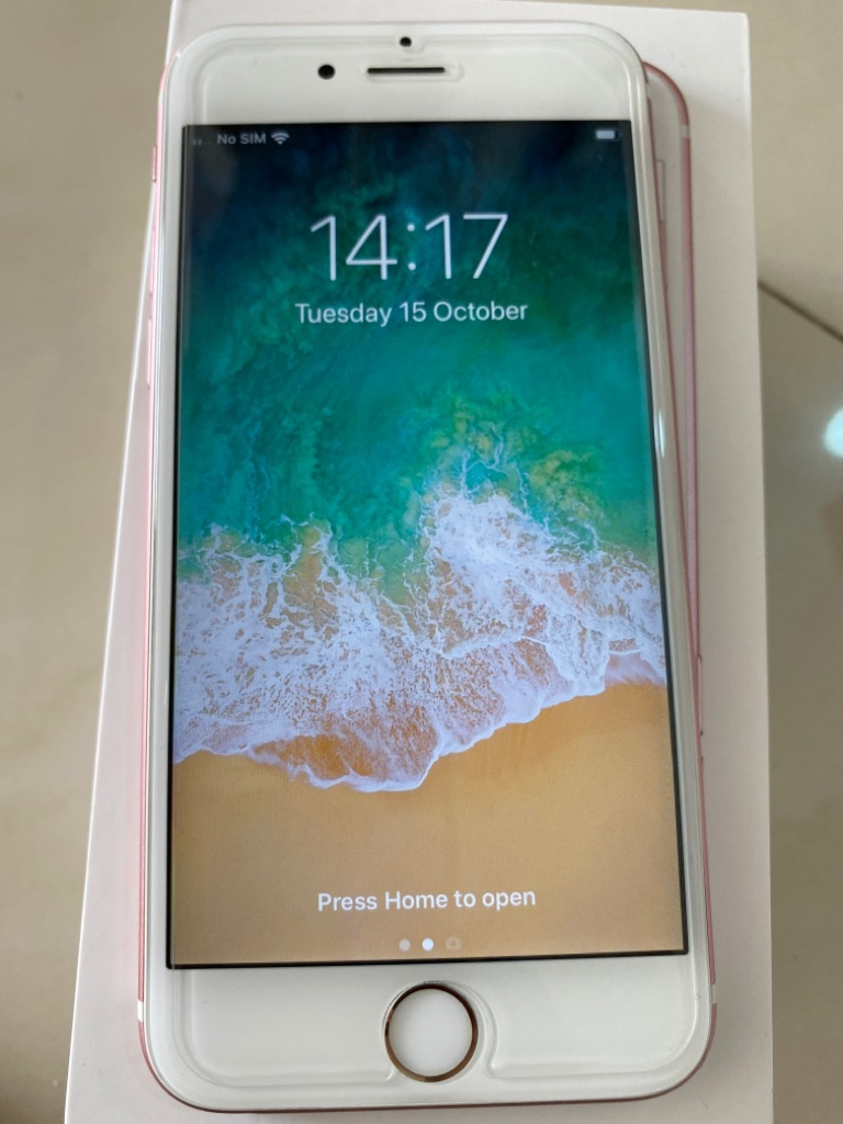 Apple iPhone 6s Rose gold 16gb