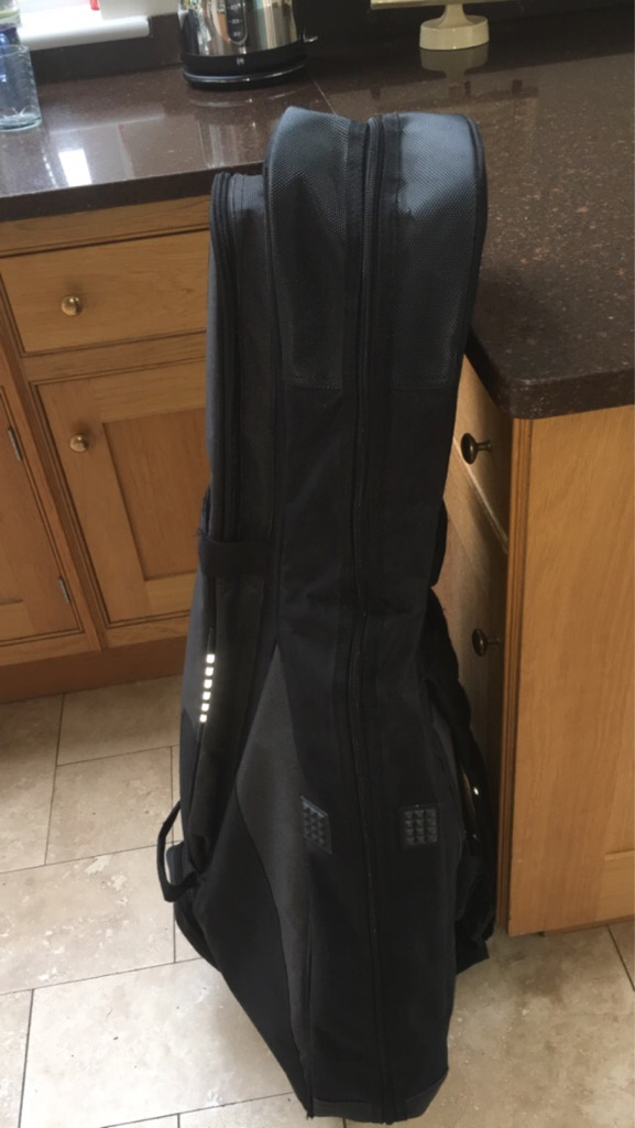 Ritter 1/2-3/4 size cello case