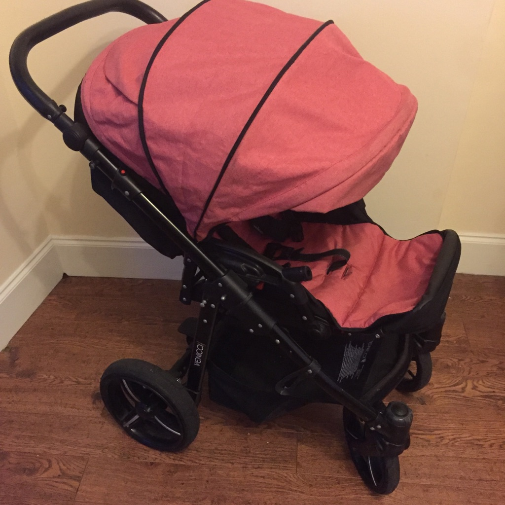 Vencci 3 set travel system