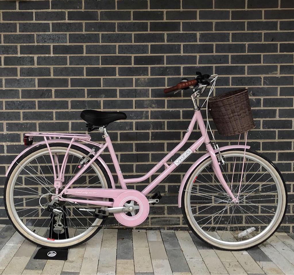 Classic ladies bike Viking Belgravia