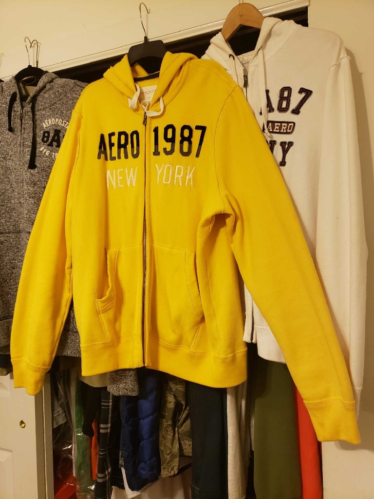 3 HOODIES FOR $50 AEROPOSTALE