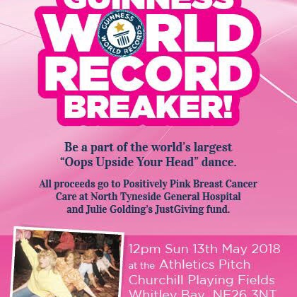 Be a World Record Breaker!!!!