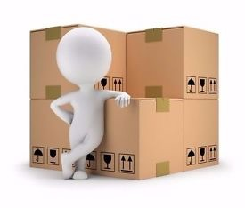 Cheap Removals + 2 helpers for free