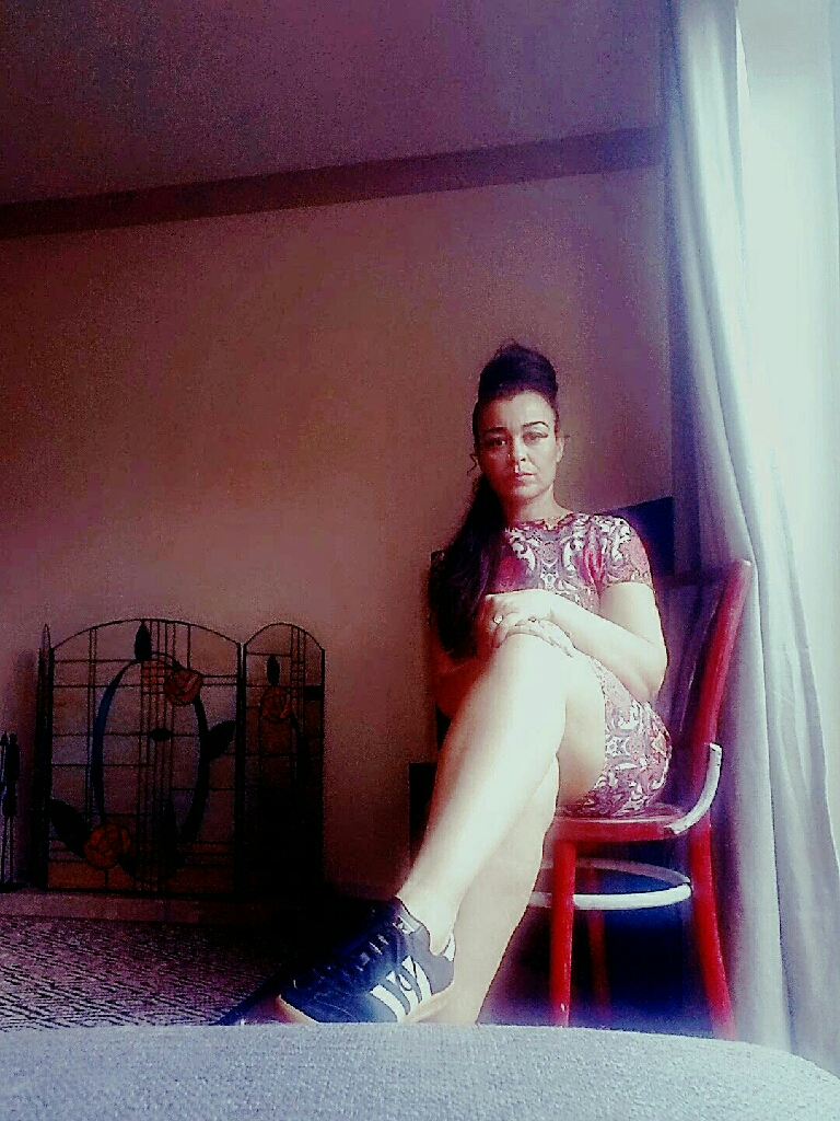 Boho paisley 60s style dress