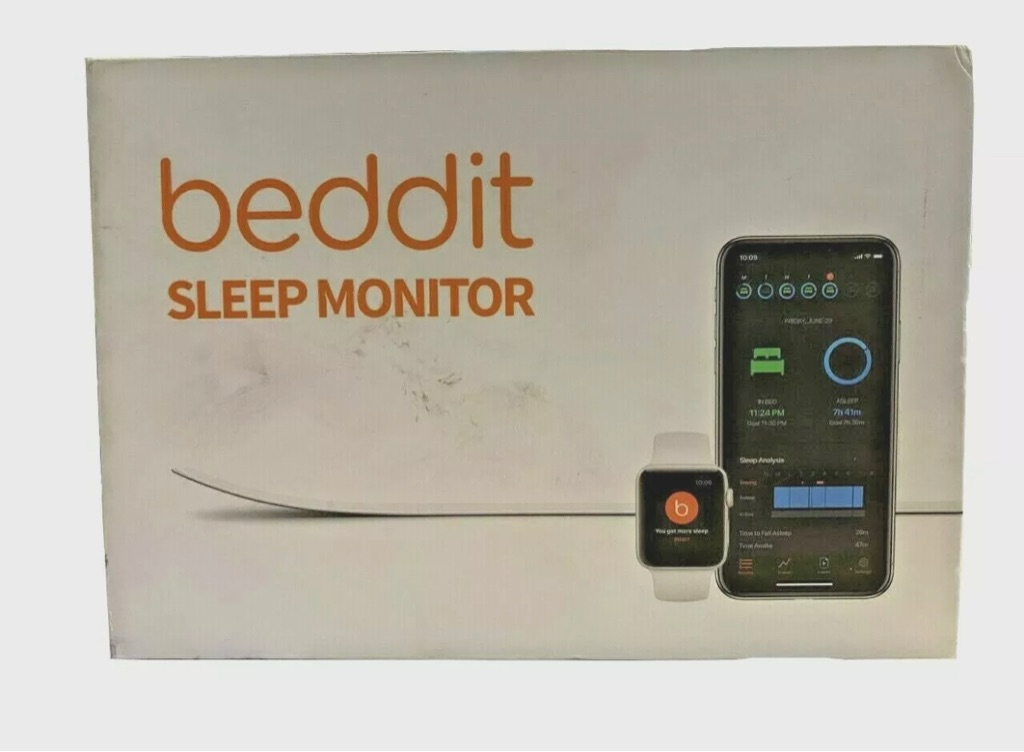 BEDDIT (3.5) SLEEP MONITOR - WHITE -  APPLE