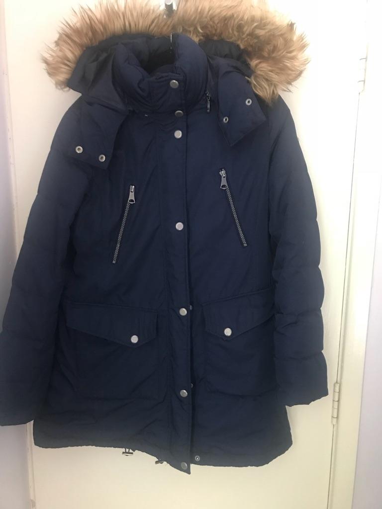 Ladies winter coat size medium from costco